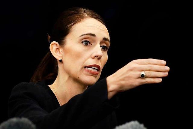 Neuseeland verbietet Sturmgewehre und halbautomatische Waffen