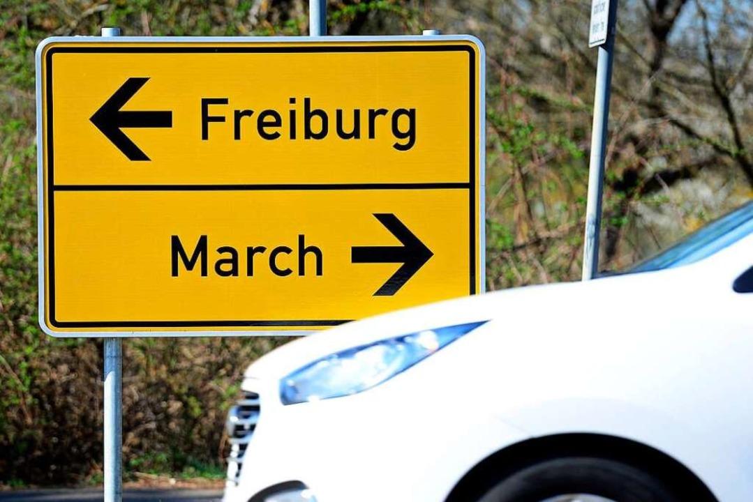 Achim Wiehle darf bei der Kommunalwahl...ht in Freiburg, sondern in Marchliege.  | Foto: Ingo Schneider