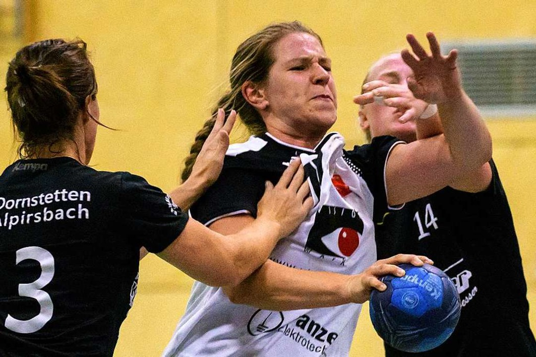 Bei den erfahrenen Leistungsträgerinne...r Oberliga noch einmal stemmen können.  | Foto: Gerd Gründl