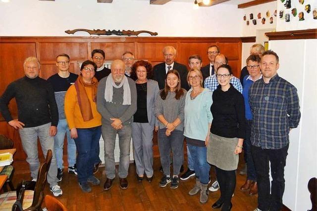 Freie Wähler Kirchzarten präsentieren auch junge Gesichter