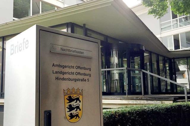 Urteil gegen Friesenheimer Messerstecher: 55-Jähriger muss in Psychiatrie