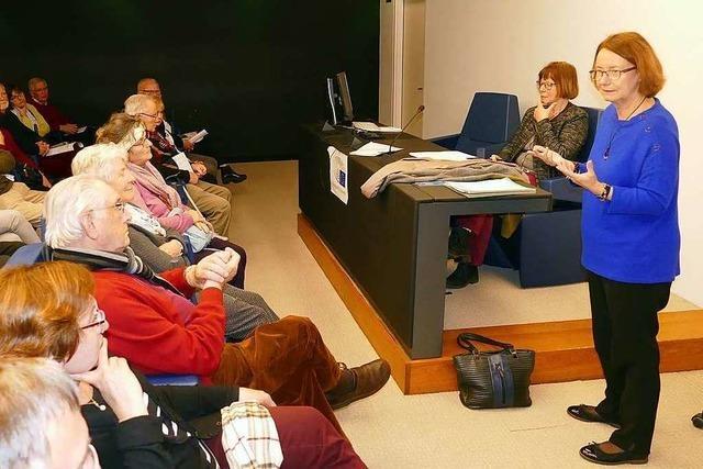 BZ-Leserfahrt zum Europäischen Parlament in Straßburg