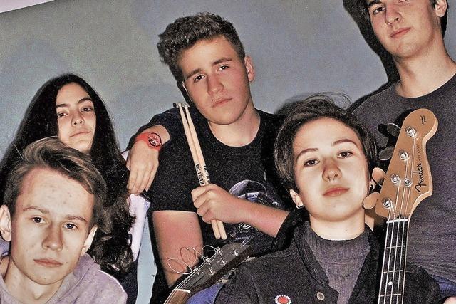 Schopfheimer Schülerband