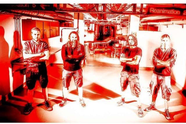 Fünf Bands spielen in Lörrach um einen Auftritt bei