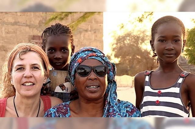 Filmgespräch zum Leben in Senegal