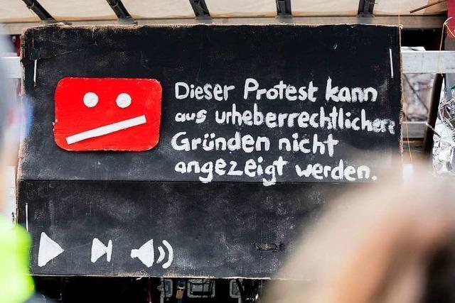 Am Samstag kannst Du in Freiburg für die Freiheit im Internet demonstrieren