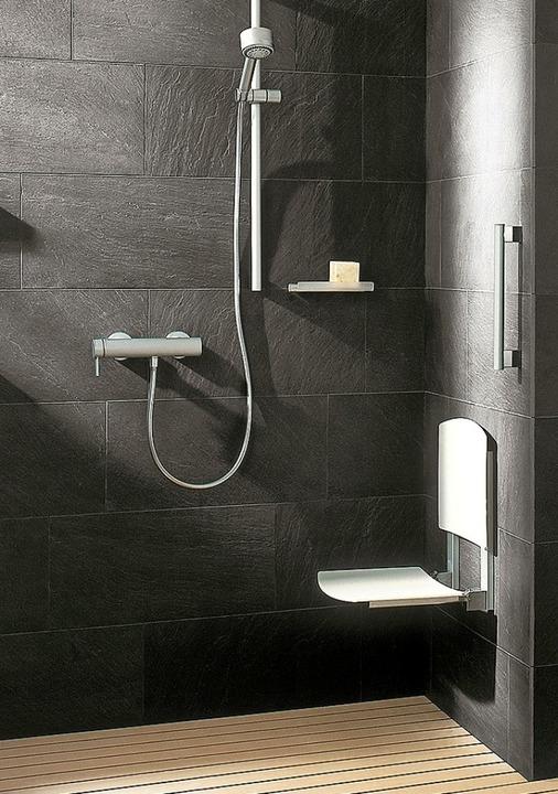 An ein barrierefreies Bad sollten Haus...ohnungseigentümer rechtzeitig denken.   | Foto: VDS
