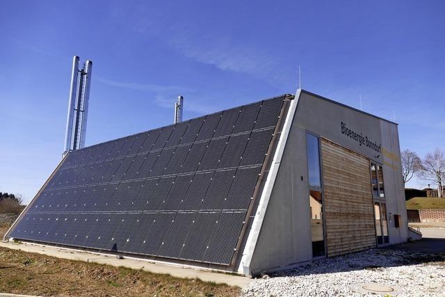 Solarstrom aus dem städtischen Westen