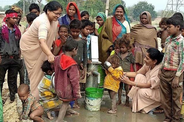 Sauberes Wasser – auch ohne lange Fußmärsche