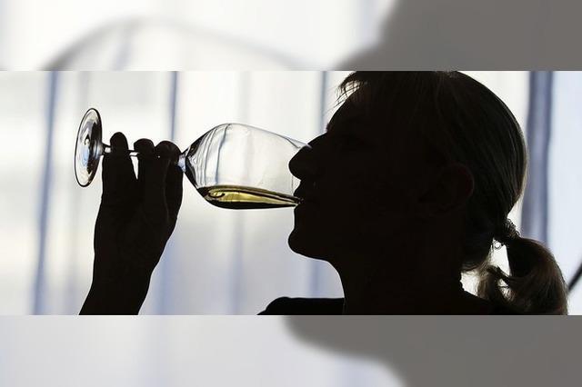 Weinwerbung bereitet große Sorgen