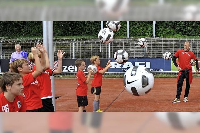 Der Sportverein will investieren