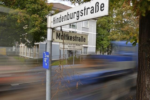 Erzberger-Gedenktafel am Landgericht