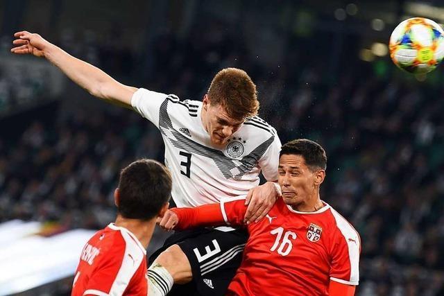 Ist das DFB-Team gut genug für den Härtetest gegen die Niederlande?