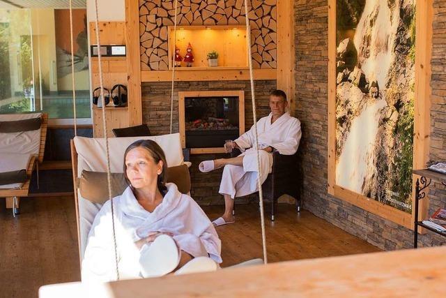 BZ-Card bietet Day-Spa-Wellnesstag zum Vorzugspreis im Waldhotel am Notschreipass