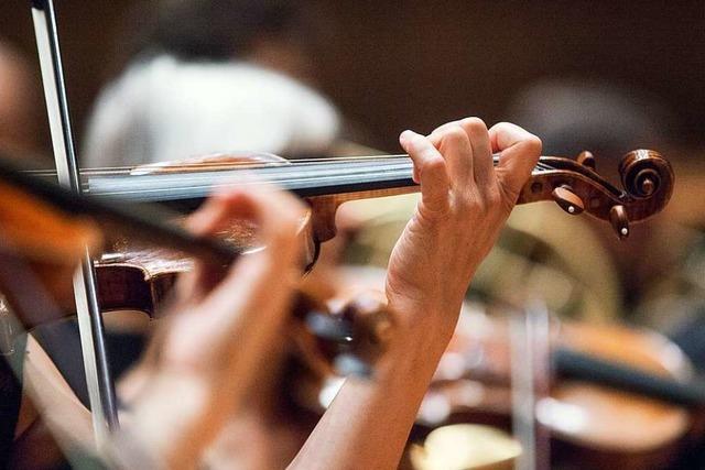 Erleben Sie bei einer Generalprobe des Freiburger Barockorchesters Auszüge aus dem Konzertprogramm