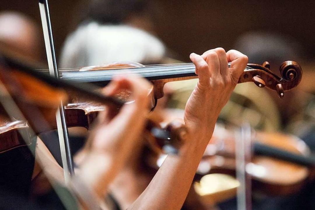 Die Generalprobe lässt Musik aus dem barocken Venedig erleben.  | Foto: ©IGOR STUDIO