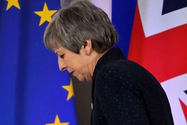 EU-Gipfel gibt Großbritannien zwei Optionen für den Austritt