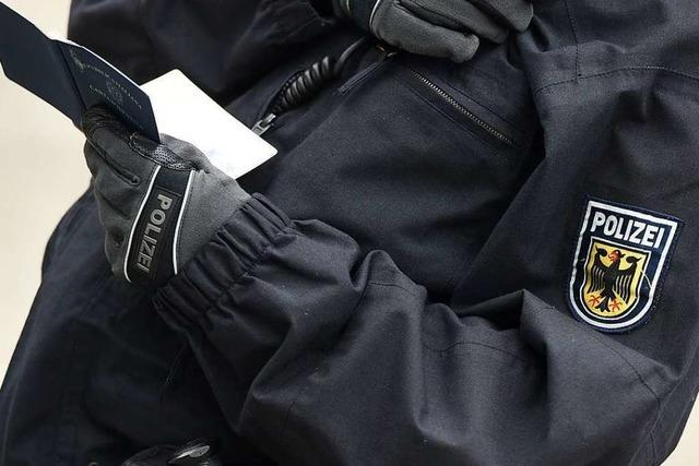 Illegale Einreise von Flüchtlingen aus der Schweiz zurückgegangen
