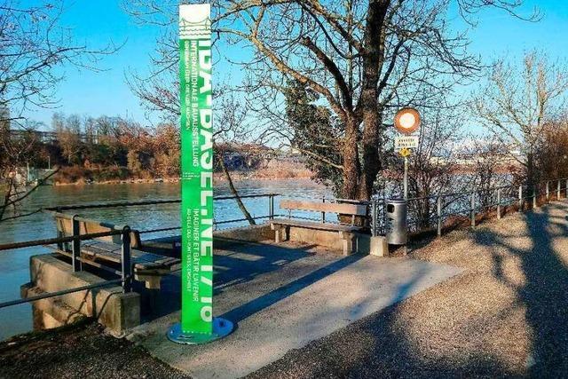 Im April fällt in Rheinfelden die Entscheidung über den Rheinsteg