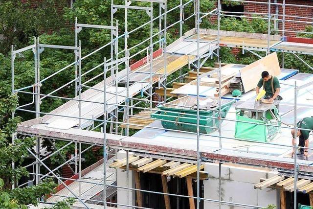 Ebneter Rat diskutiert nicht-öffentlich Standorte für Einfachwohnungen