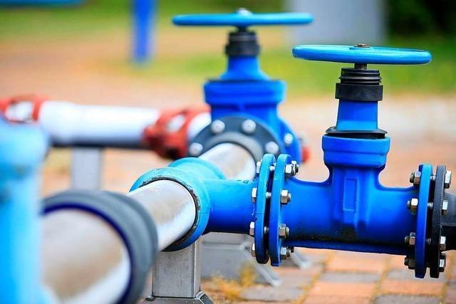 Rätsel des bläulichen Wassers gelöst - Mikrokalk ist Ursache