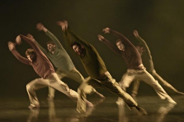 Zeitgenössischer Tanz mit Programm