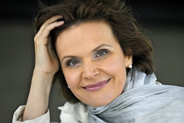 Ruth Ziesakzu Gast in Staufen