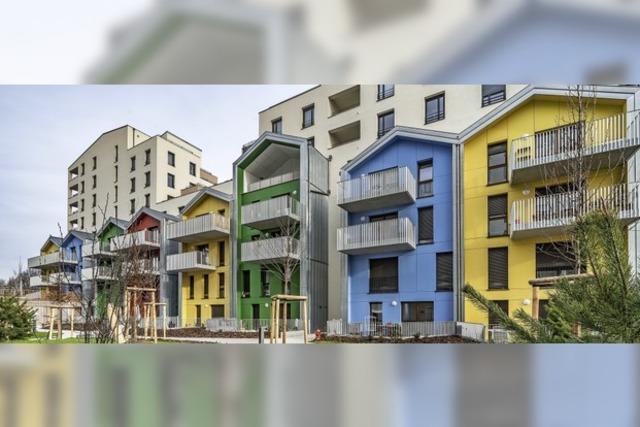 Wohnungen sind Mangelware