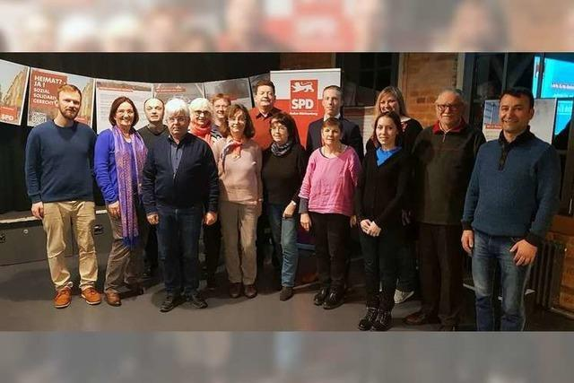 Denzlinger Sozialdemokraten küren ihre Kandidaten