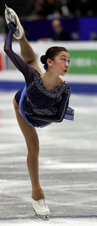 Elisabet Tursinbajewa  | Foto: dpa