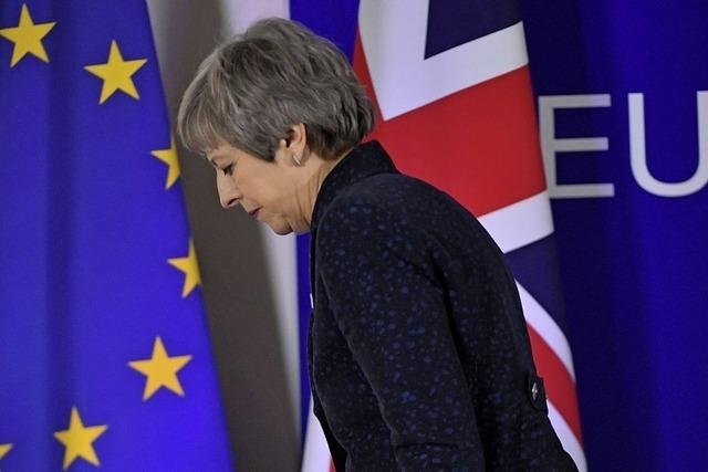 EU setzt den Briten klare Fristen