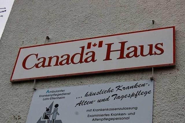 Die vielen Seiten des Canada-Hauses