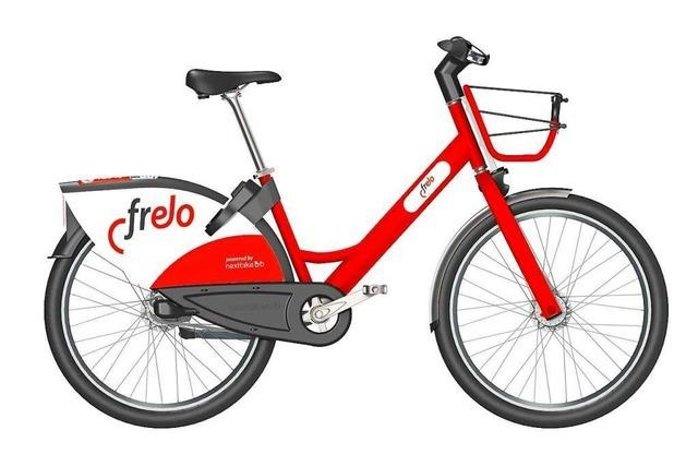 Die Leihräder sind ein Beispiel für langwierige Projekt-Ideen