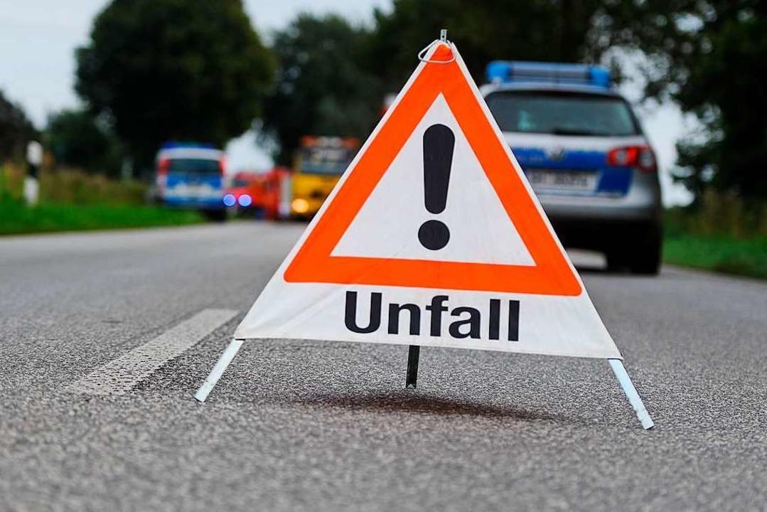 Schwerer Unfall auf der L114 zwischen Ihringen und Wasenweiler (Symbolfoto).    Foto: Benjamin Nolte