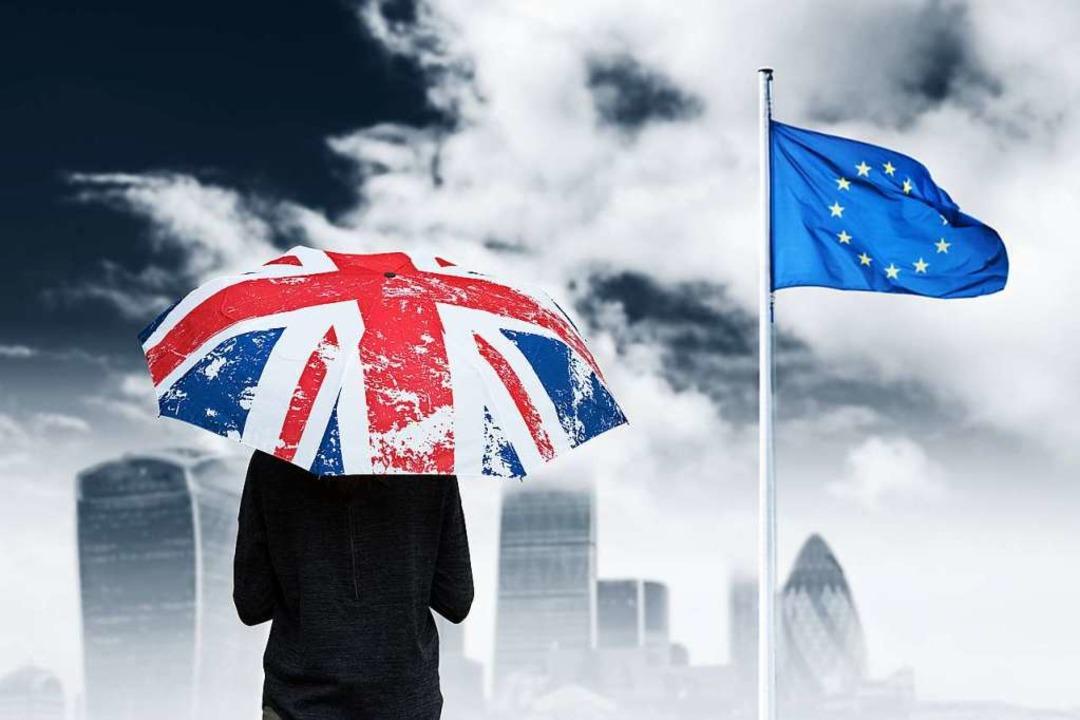 Großbritannien will nicht mehr der Eur... dem ist es auch nicht mehr weit her.   | Foto: abobe.com/BZ
