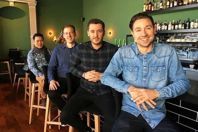 In Maurers Kaffeewelten eröffnet die Bar