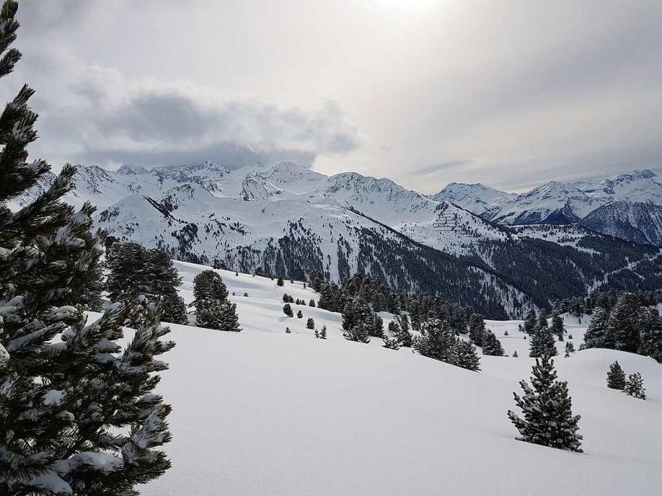 Kaum ein anderer Raum in Europa ist in...assiv verändert worden wie die Alpen.   | Foto: Jannik Jürgens