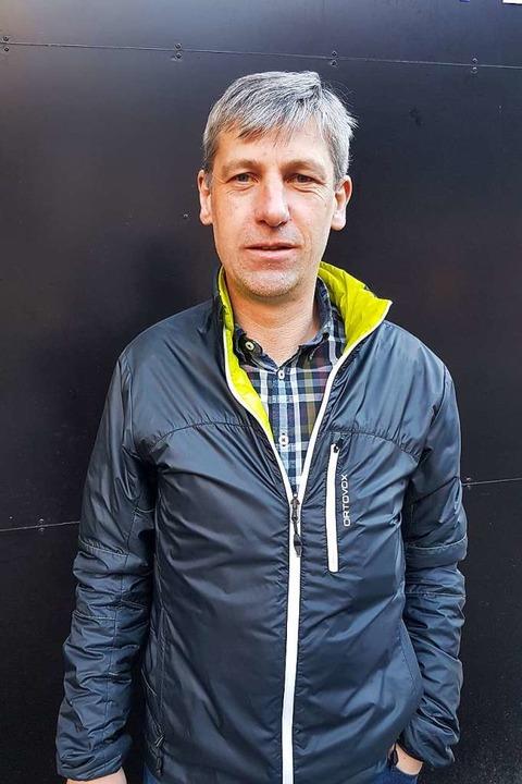 Hansjörg Falkner, Bürgermeister von Oetz, will mehr Touristen anlocken.   | Foto: Jannik Jürgens