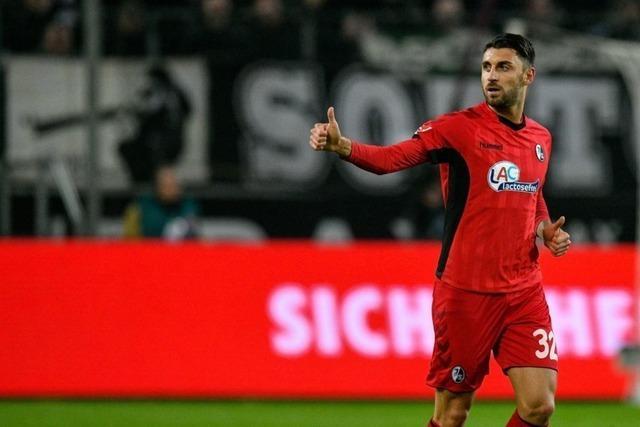 Hoffenheims Manager schließt aus, dass Grifo beim SC Freiburg bleibt