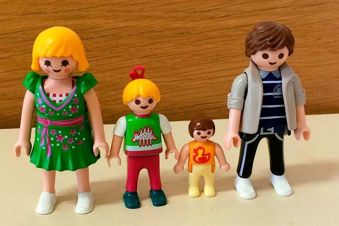 Der Kanal der Playmobilfamilie Hauser hat auf YouTube 575.000 Abonnenten.  | Foto: Elodie Hofmann