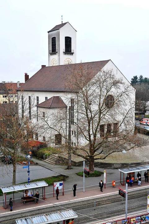 So präsentiert sich der deutlich schli...che, der 1953 eingeweiht wurde, heute.  | Foto: Thomas Kunz