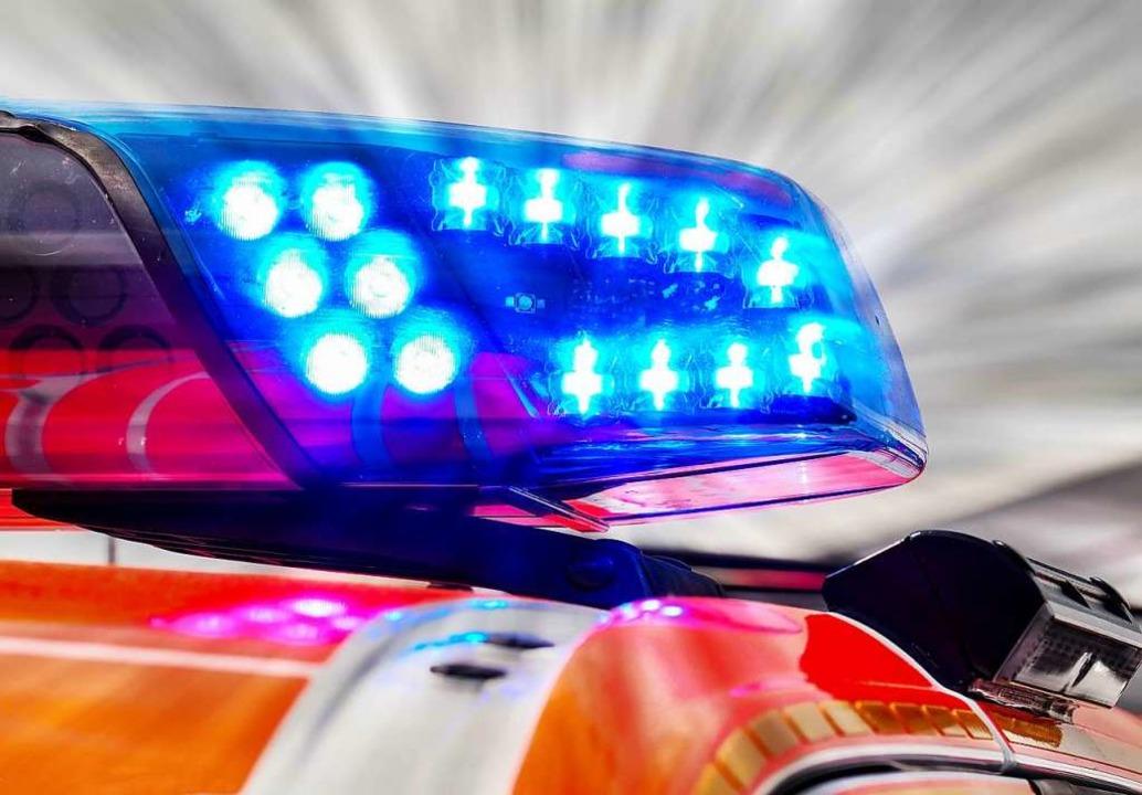 Rettungssanitäter mussten die Polizei zu Hilfe rufen (Symbolfoto)  | Foto: ©Comofoto - stock.adobe.com