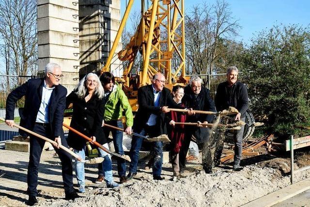 Die Sozialstation Kaiserstuhl-Tuniberg wird erweitert