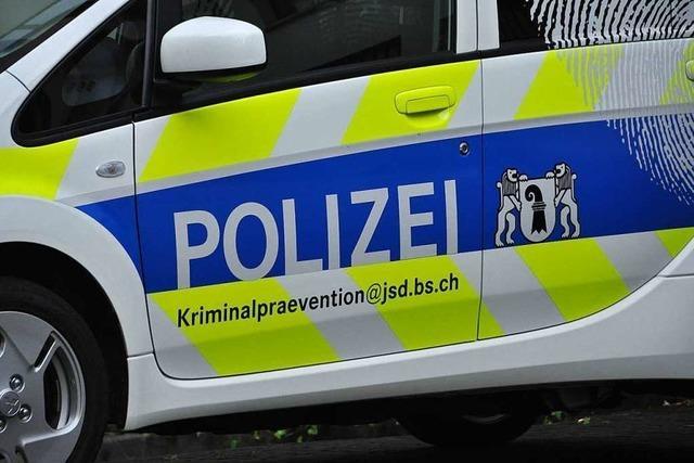 Party-Besucher bewerfen Polizei in Basel mit Steinen