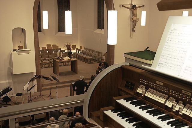Bergkirche erstrahlt in neuem Glanz