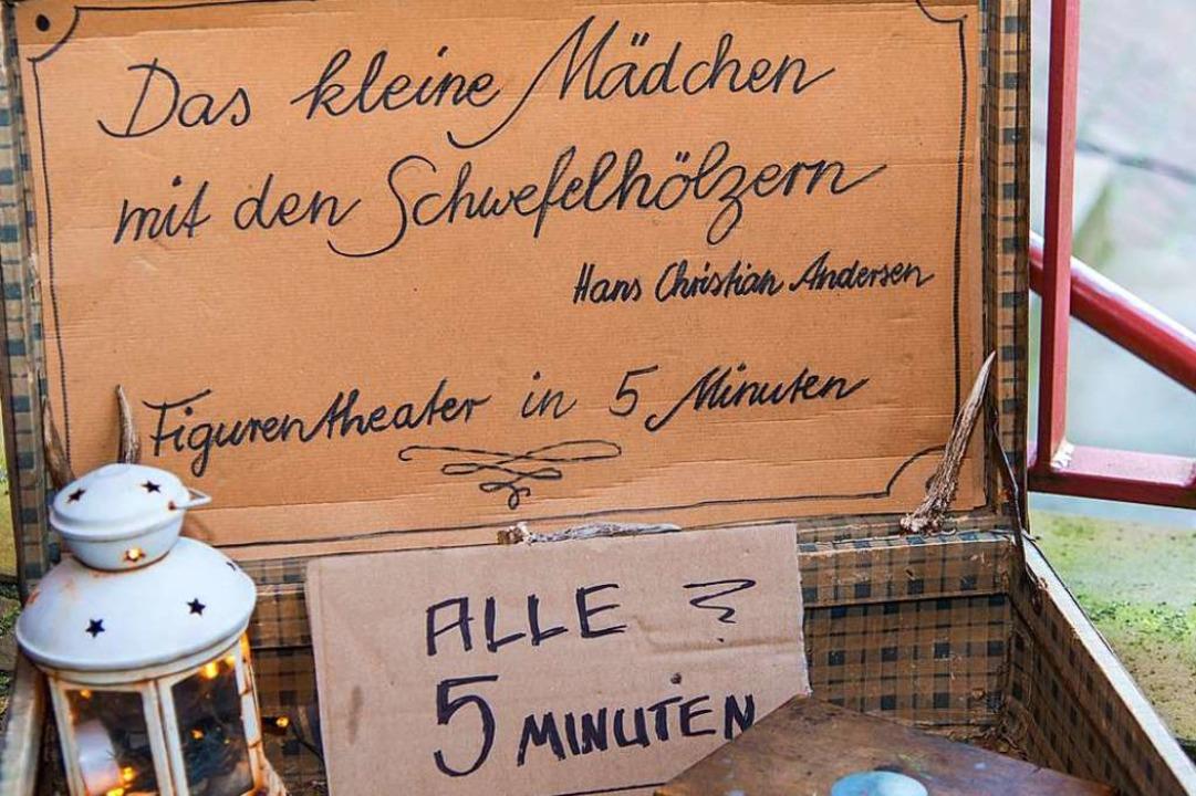 Kleines, aber feines Theaterchen    Foto: Olaf Michel