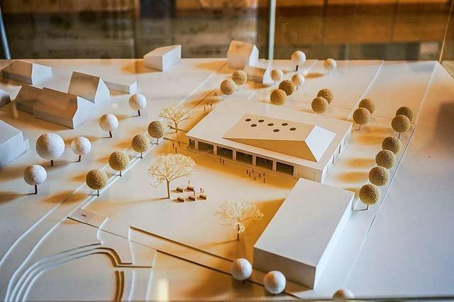 Wie Bürgersaal Kippenheim und Schlossgarten Schmieheim aussehen könnten