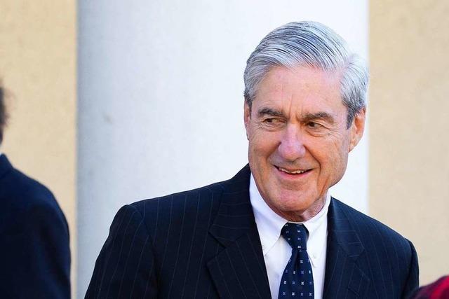 Mueller-Bericht: Demokraten machen Druck auf Justizministerium