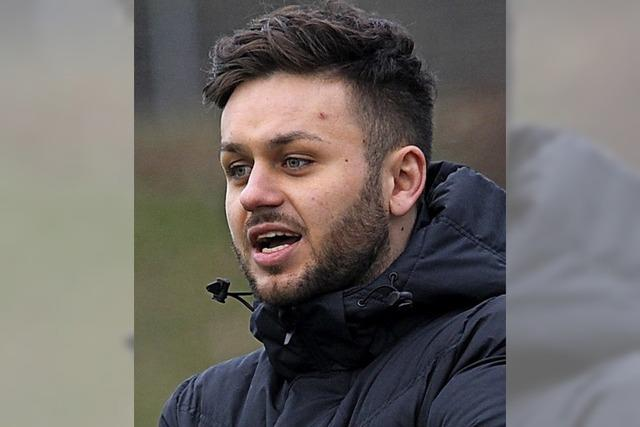 FSV-Coach Marc Jilg schwer verstimmt