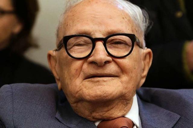 Mossad-Agent und Nazi-Jäger Rafi Eitan ist mit 92 Jahren verstorben